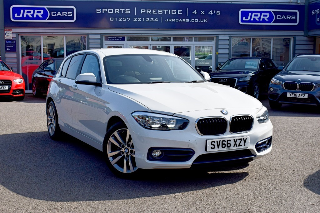 used BMW 118i SPORT in chorley-lancashire