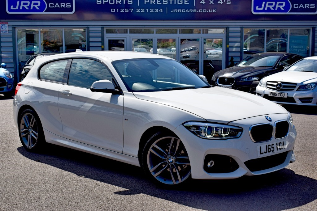 used BMW 118i M SPORT in preston-lancashire