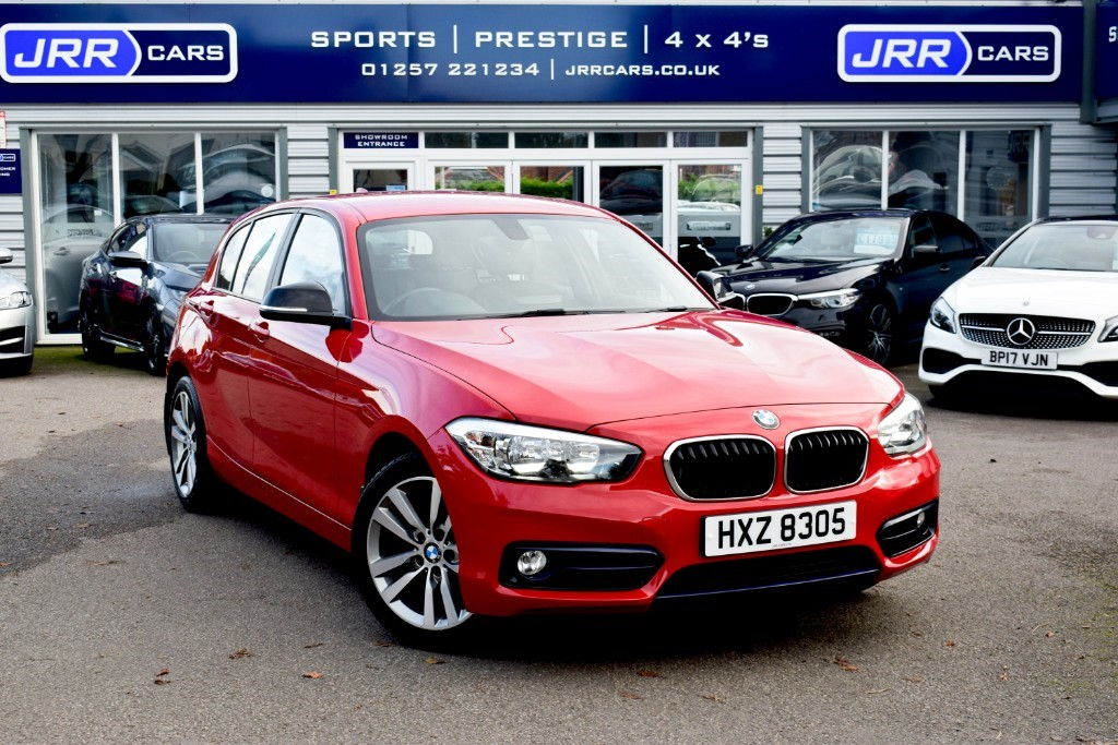 used BMW 120d SPORT USED in chorley-lancashire