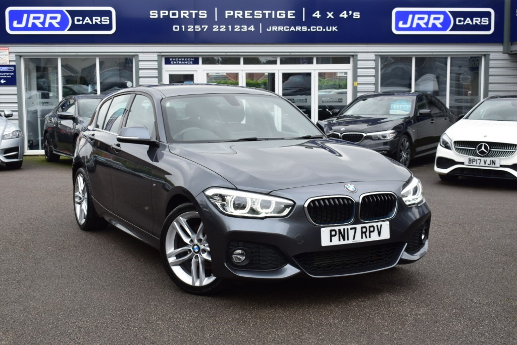 used BMW 120d M SPORT USED in chorley-lancashire