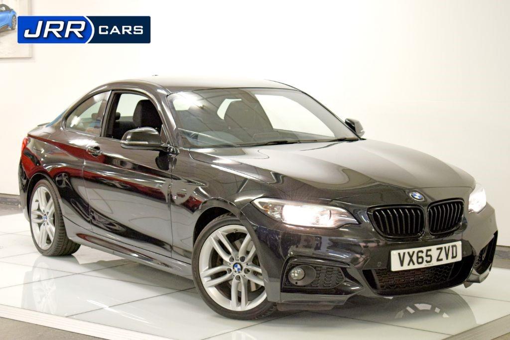 used BMW 220d M SPORT in preston-lancashire