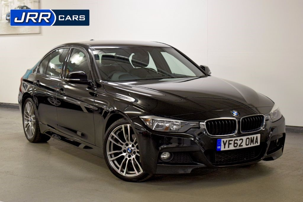 used BMW 318d M SPORT in preston-lancashire