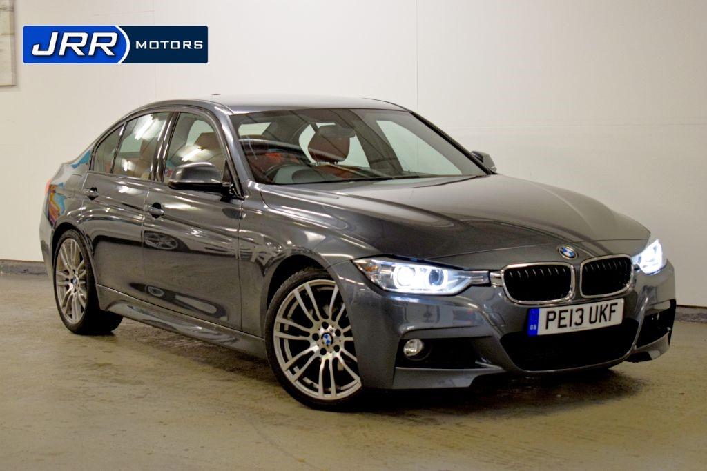 used BMW 320d M SPORT in preston-lancashire