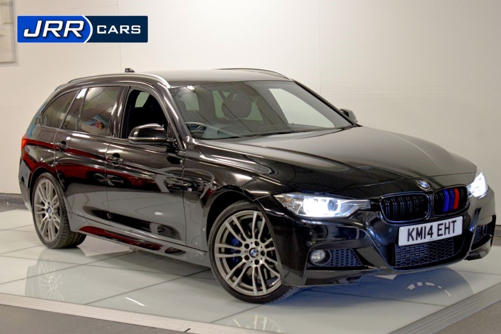 used BMW 325d M SPORT TOURING in preston-lancashire