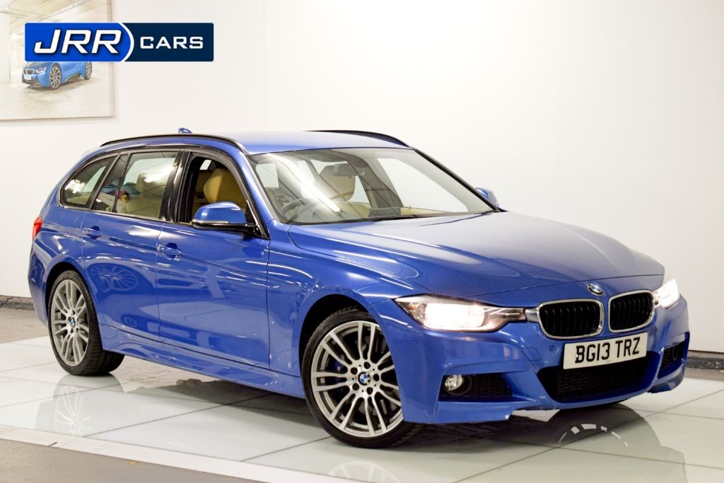 used BMW 330d XDRIVE M SPORT TOURING in preston-lancashire