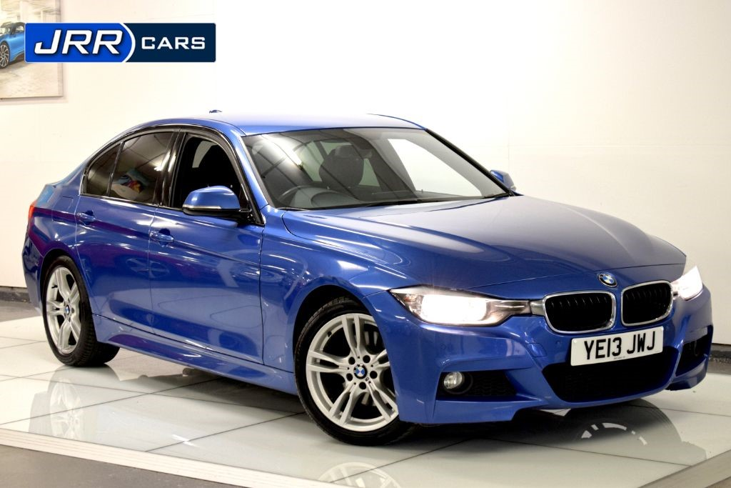 used BMW 330d M SPORT in preston-lancashire