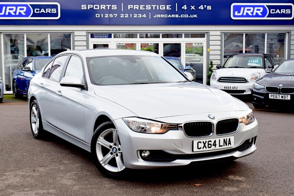 used BMW 318d SE USED in chorley-lancashire