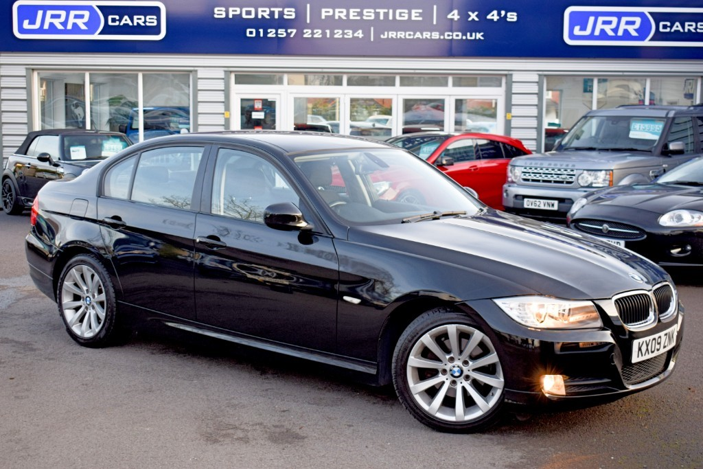 used BMW 318i SE in preston-lancashire