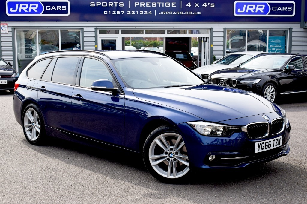 used BMW 320d SPORT TOURING in preston-lancashire