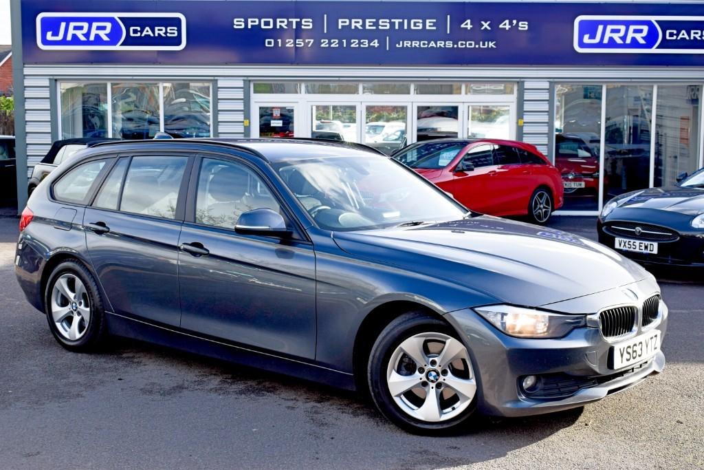 used BMW 320d EFFICIENTDYNAMICS TOURING in preston-lancashire