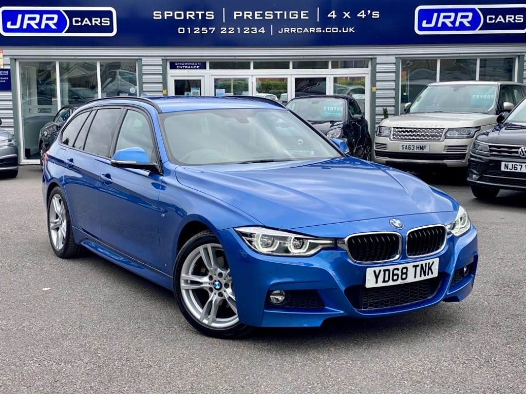 used BMW 320d M SPORT TOURING USED in chorley-lancashire