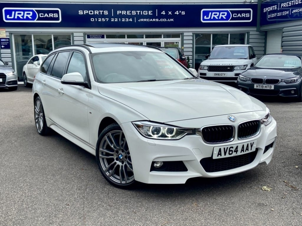 used BMW 320d XDRIVE M SPORT TOURING USED in chorley-lancashire