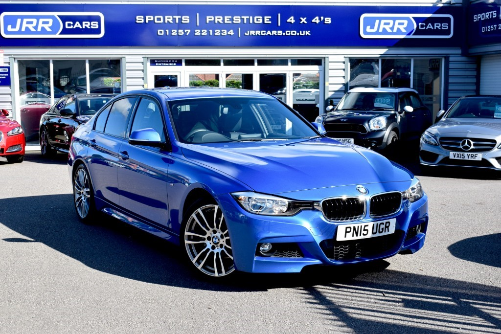 used BMW 320d M SPORT USED in chorley-lancashire