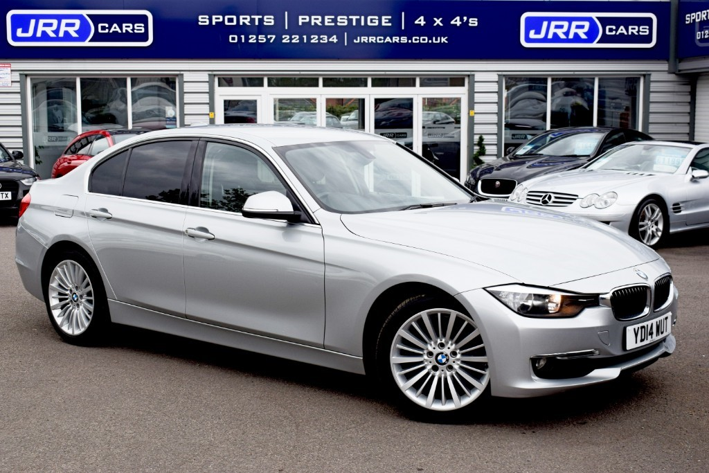 used BMW 320d LUXURY in preston-lancashire