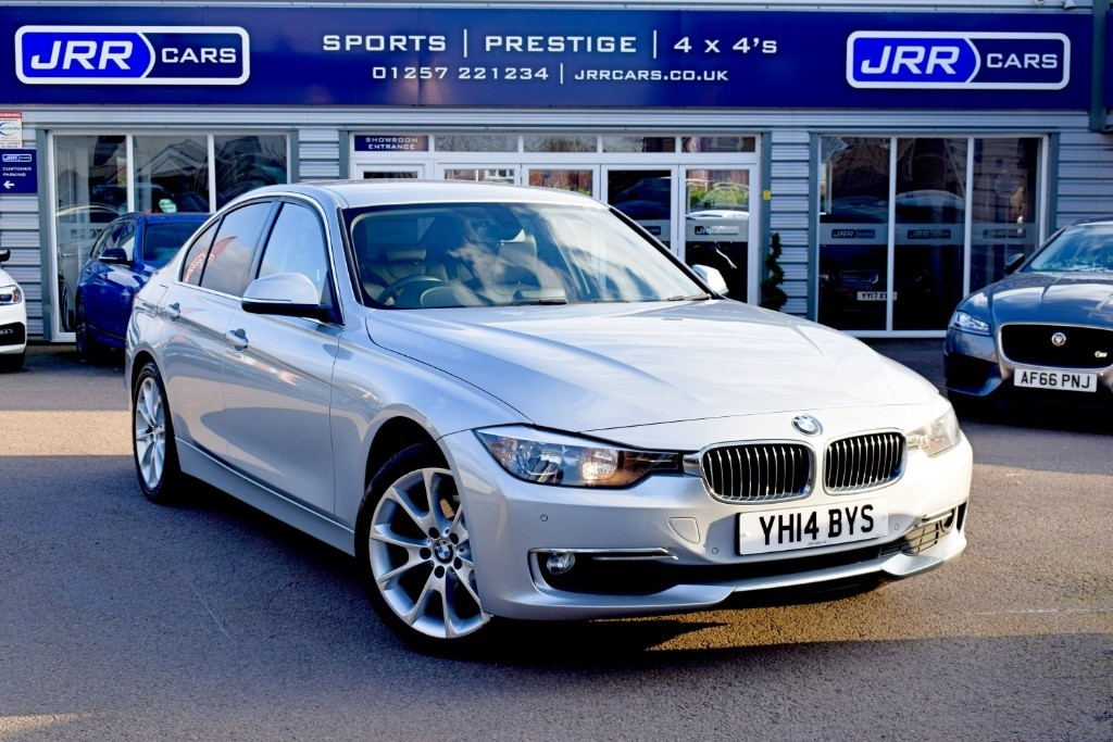 used BMW 320d LUXURY USED in chorley-lancashire
