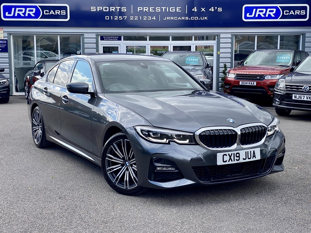 used BMW 320d XDRIVE M SPORT USED in chorley-lancashire