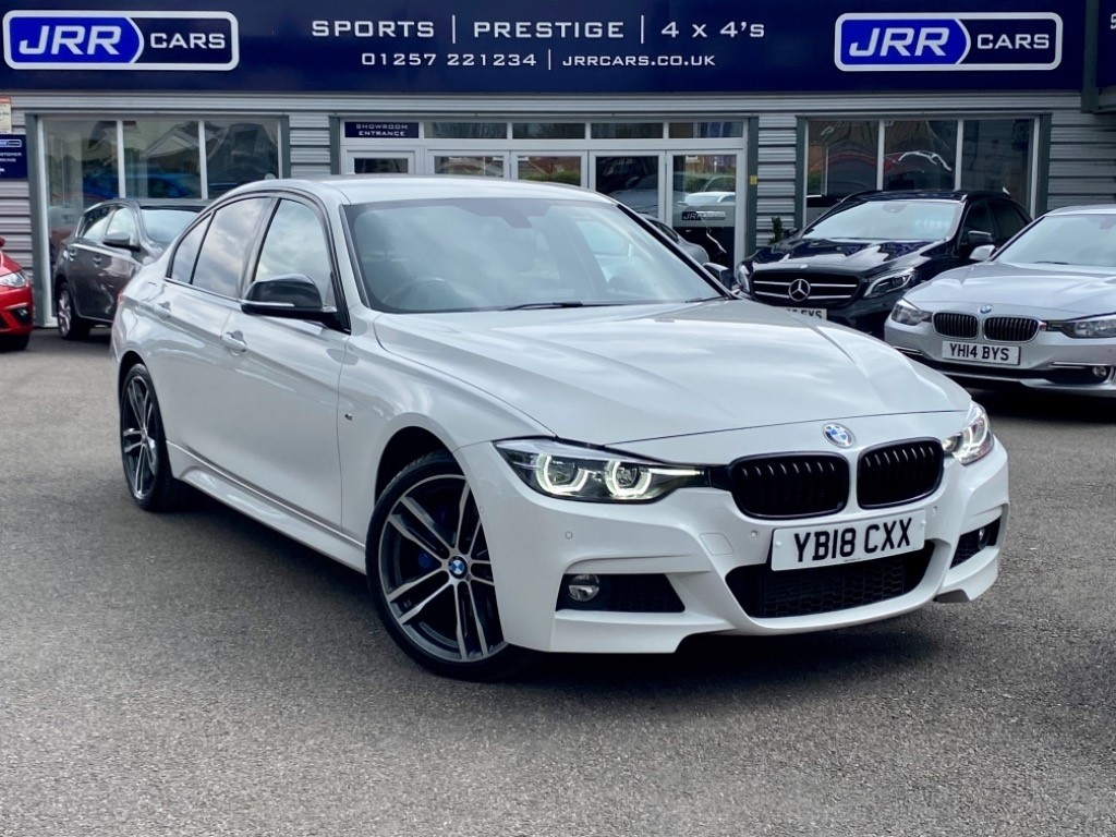 used BMW 320d XDRIVE M SPORT SHADOW EDITION USED in chorley-lancashire