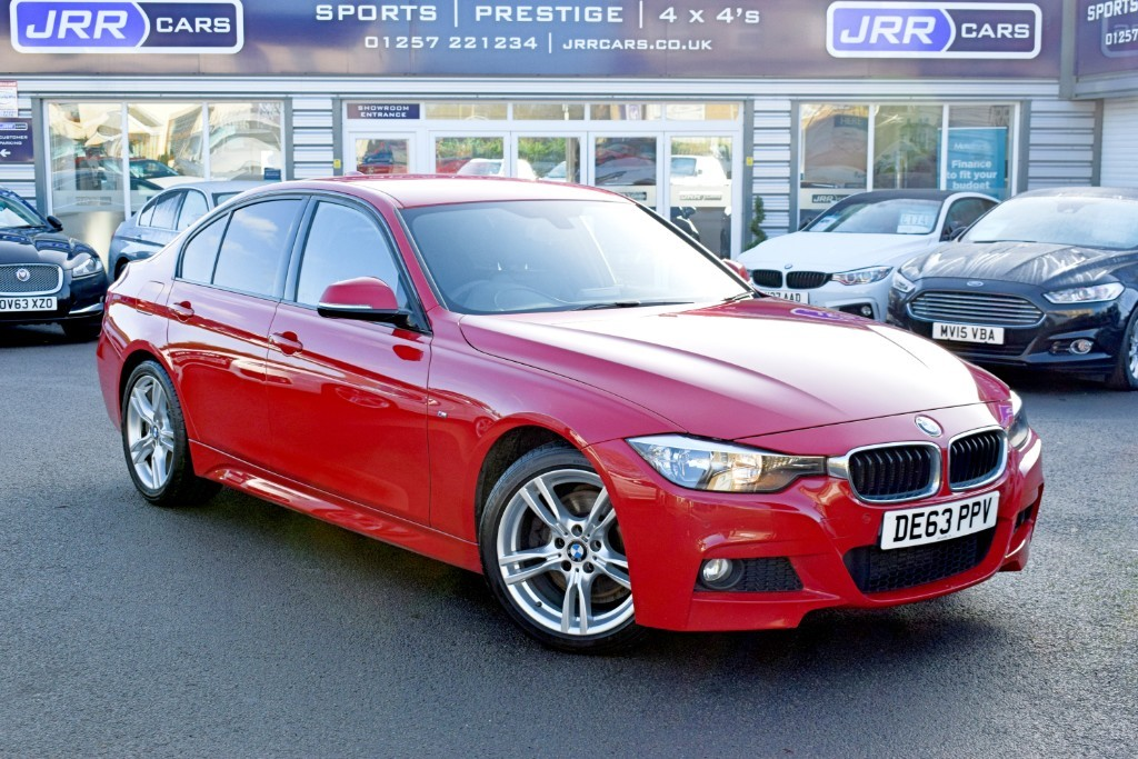 used BMW 330d USED M SPORT in preston-lancashire