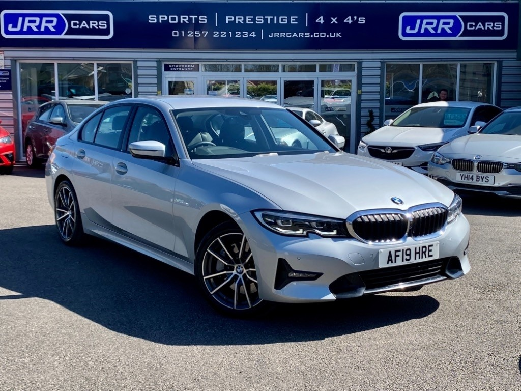 used BMW 330i SPORT USED in chorley-lancashire