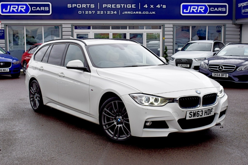 used BMW 335d XDRIVE M SPORT TOURING in chorley-lancashire