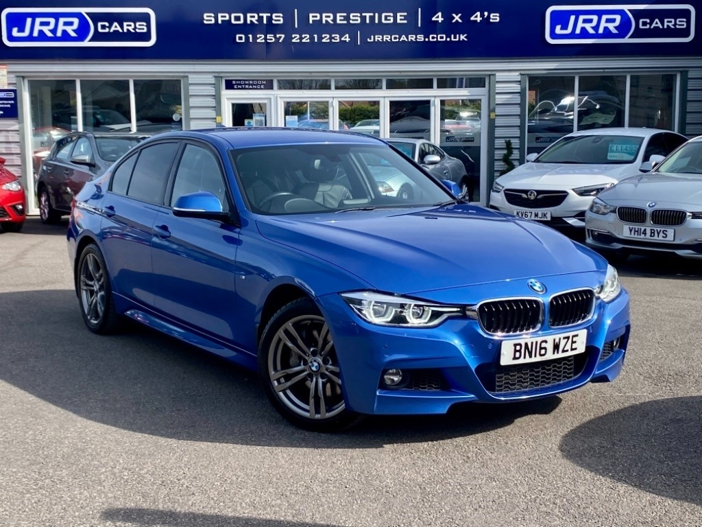 used BMW 335d XDRIVE M SPORT USED in chorley-lancashire