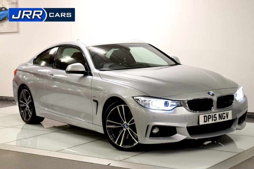 used BMW 430d M SPORT in preston-lancashire