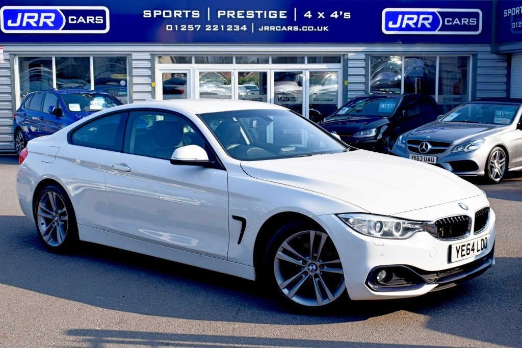 used BMW 420d SPORT in preston-lancashire