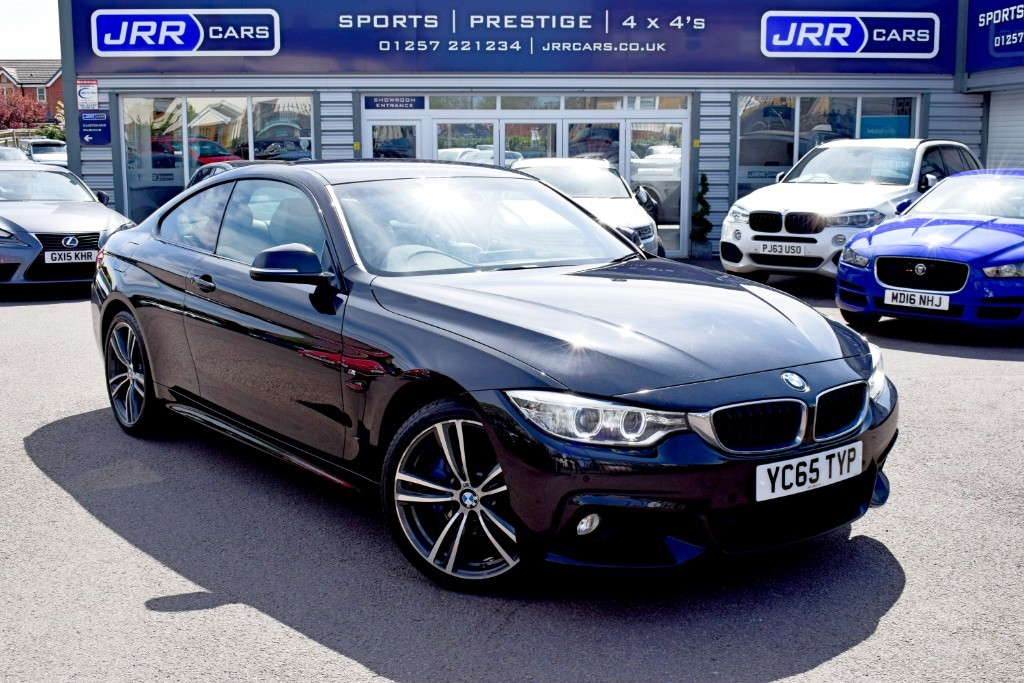 used BMW 420d XDRIVE M SPORT USED in chorley-lancashire