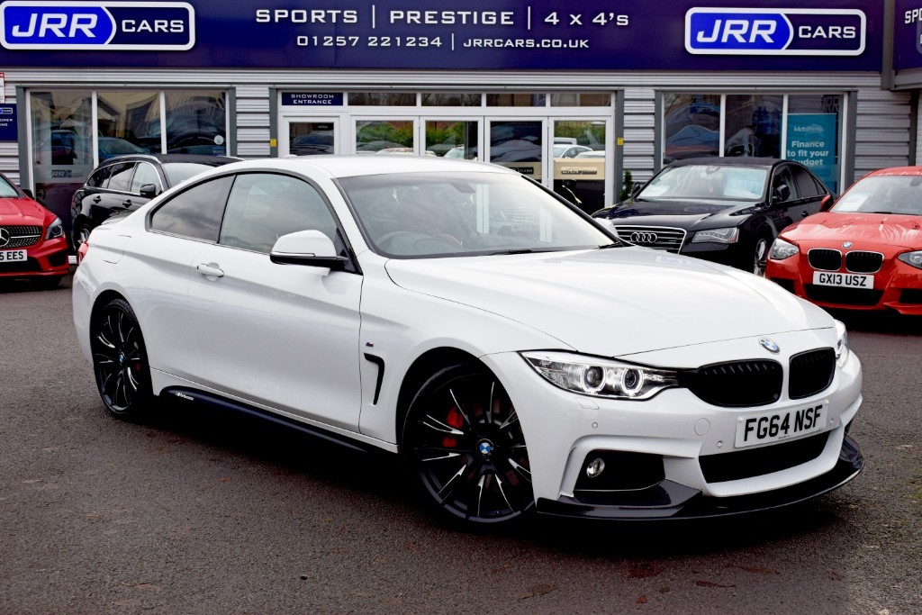 used BMW 428i USED M SPORT in preston-lancashire