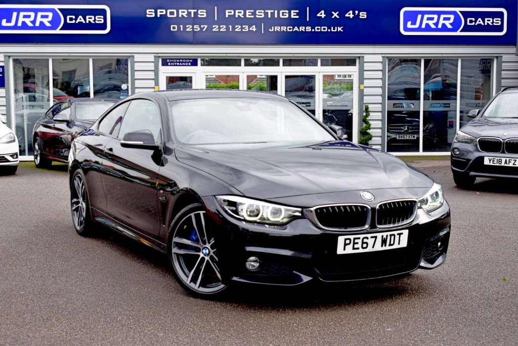 used BMW 440i M SPORT USED in chorley-lancashire