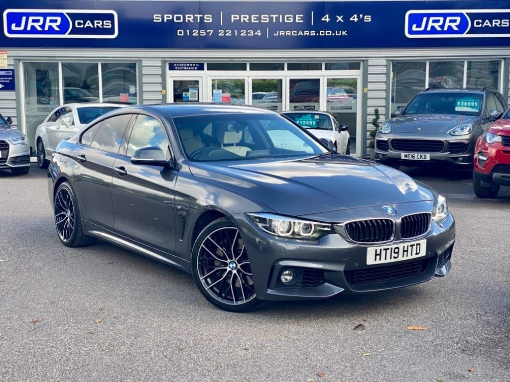 used BMW 440i M SPORT GRAN COUPE USED in chorley-lancashire