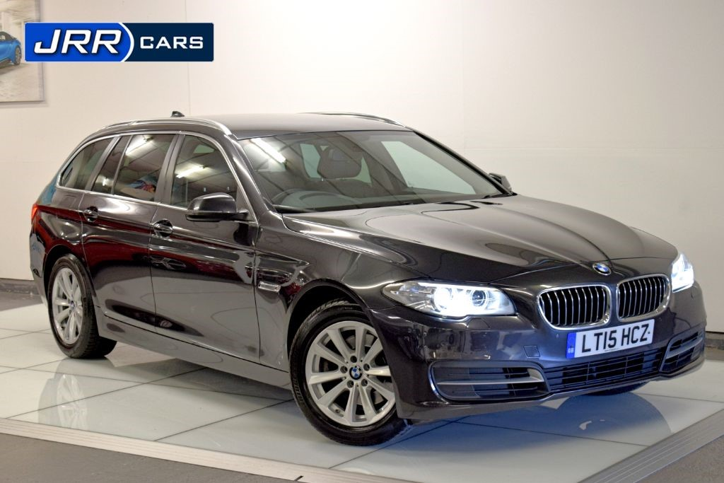 used BMW 518d SE TOURING in preston-lancashire