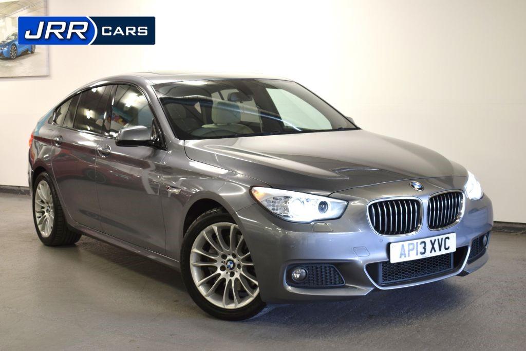used BMW 520d M SPORT GRAN TURISMO in preston-lancashire
