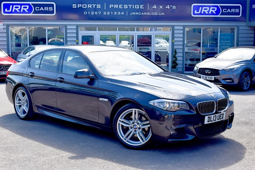 used BMW 520d USED M SPORT in preston-lancashire