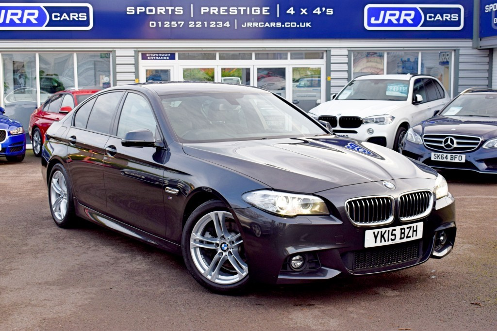 used BMW 520d USED M SPORT in chorley-lancashire