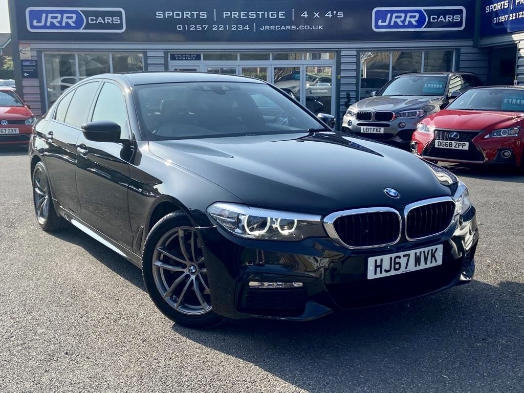 used BMW 520d M SPORT USED in chorley-lancashire