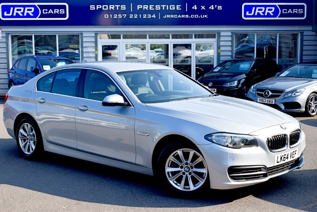 used BMW 520d SE in preston-lancashire