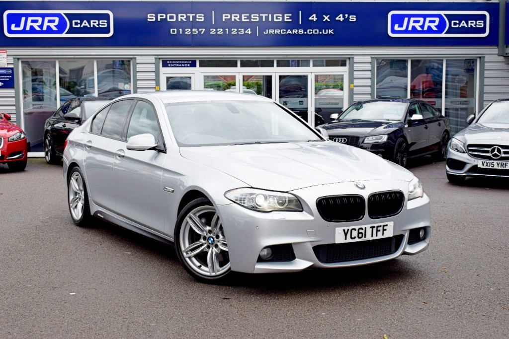 used BMW 530d M SPORT USED in chorley-lancashire