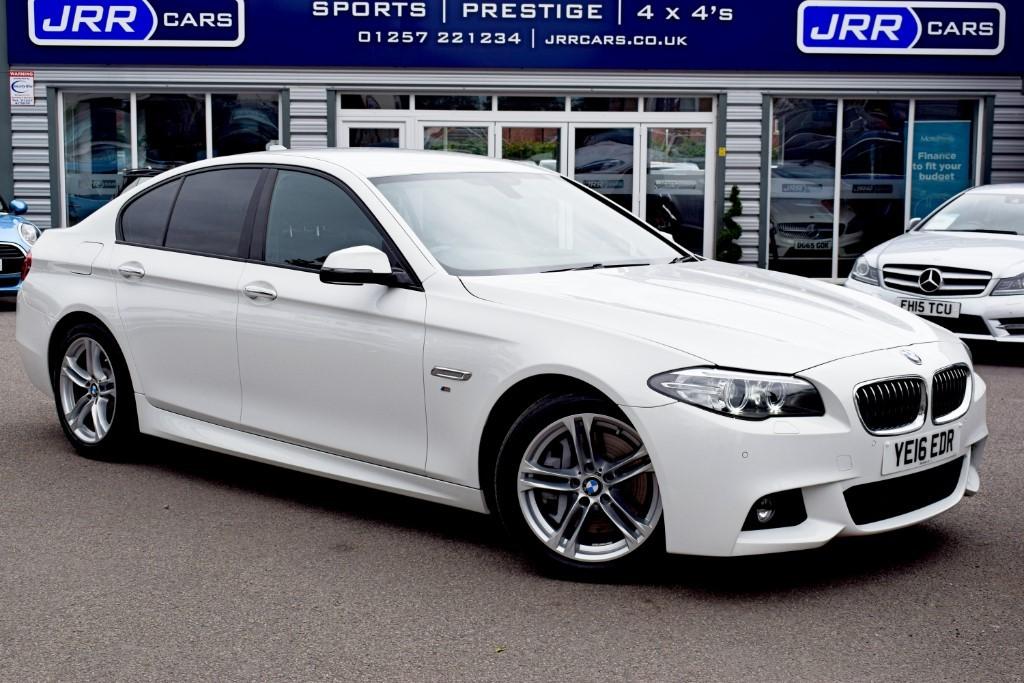used BMW 535d M SPORT in preston-lancashire