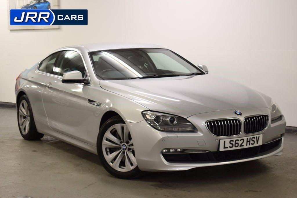 used BMW 640d SE in preston-lancashire