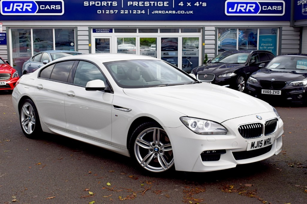 used BMW 640d Used M SPORT GRAN COUPE in chorley-lancashire