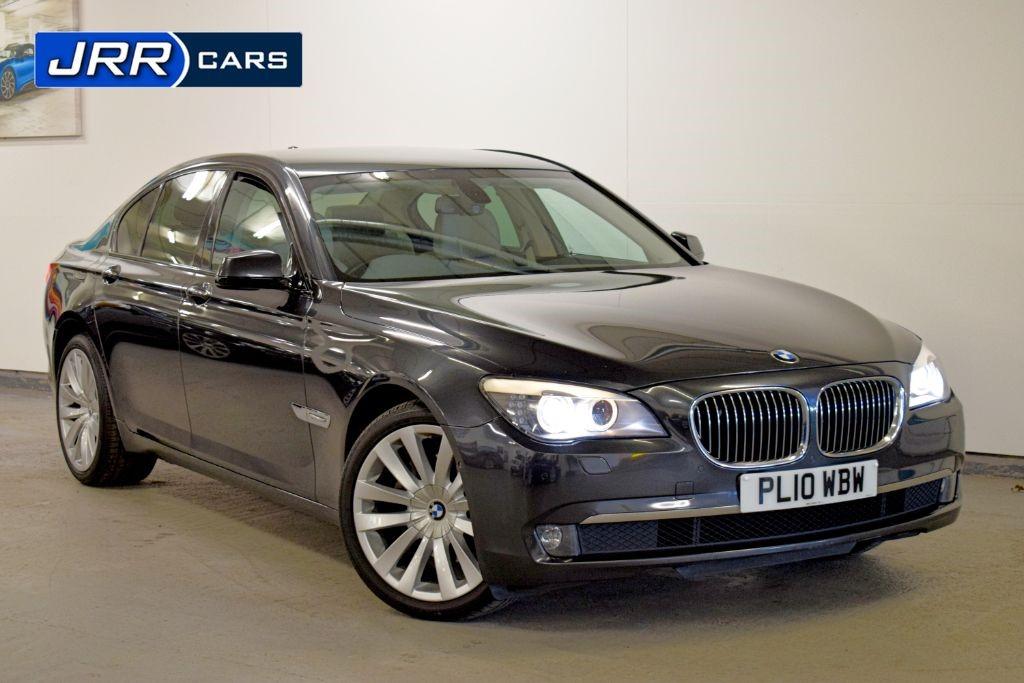 used BMW 730d SE in preston-lancashire