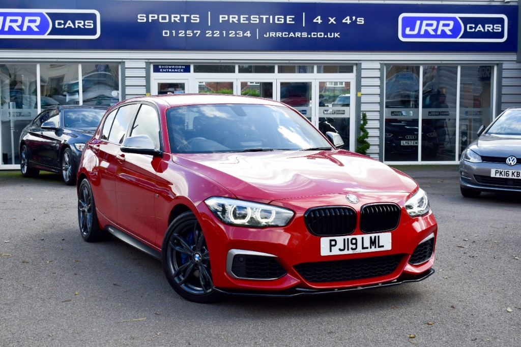 used BMW M140i SHADOW EDITION USED in chorley-lancashire