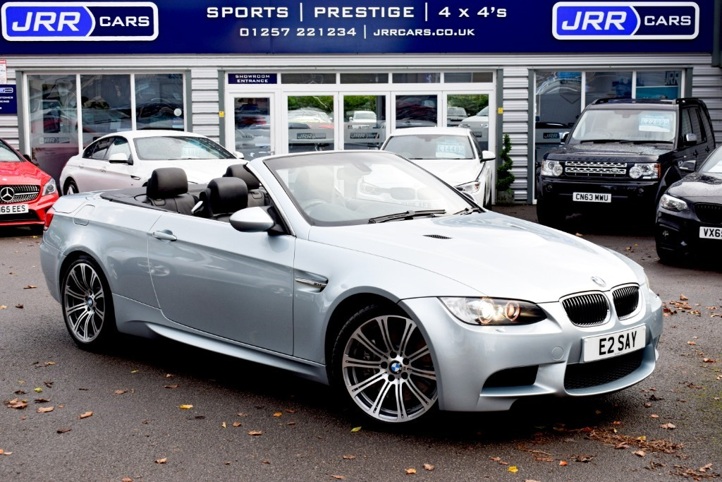 used BMW M3 USED M3 DCT in preston-lancashire