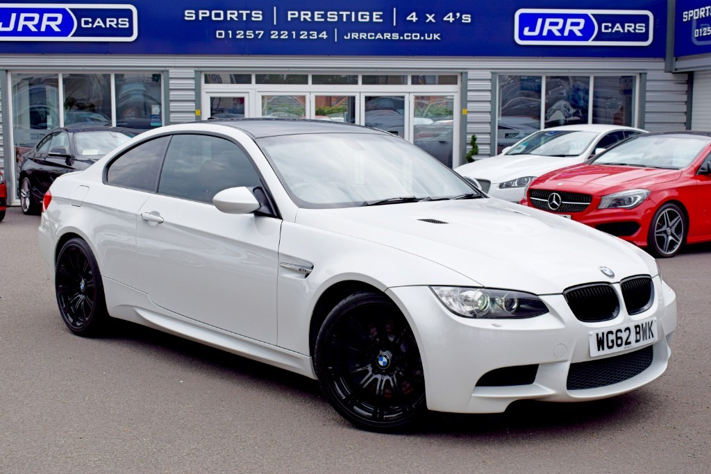 used BMW M3 used DCT in preston-lancashire
