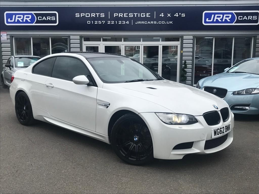 used BMW M3 DCT in preston-lancashire