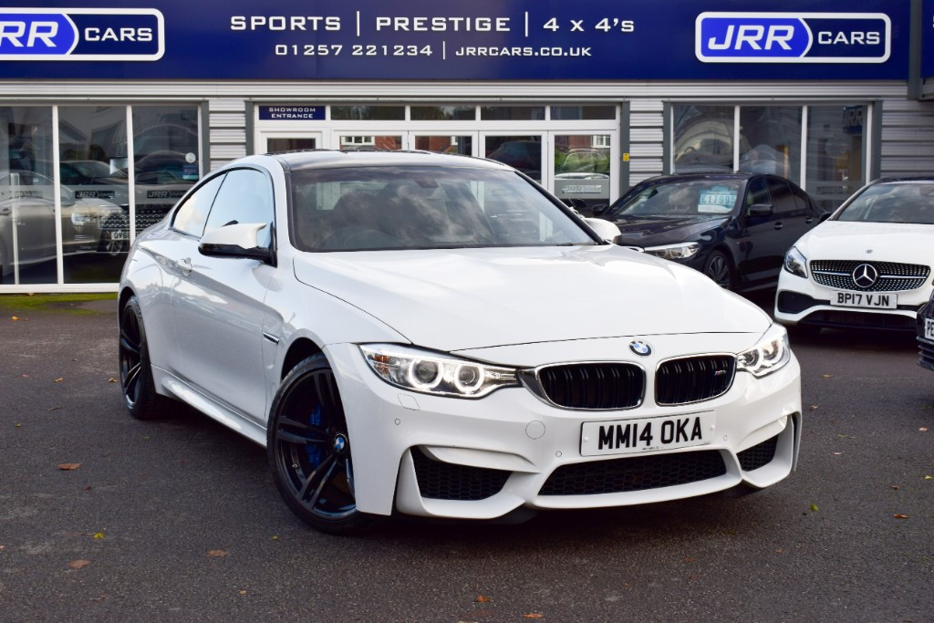 used BMW M4 M4 DCT USED in chorley-lancashire