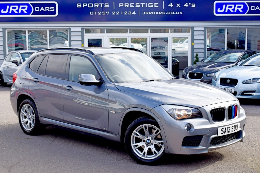 used BMW X1 XDRIVE18D M SPORT in preston-lancashire