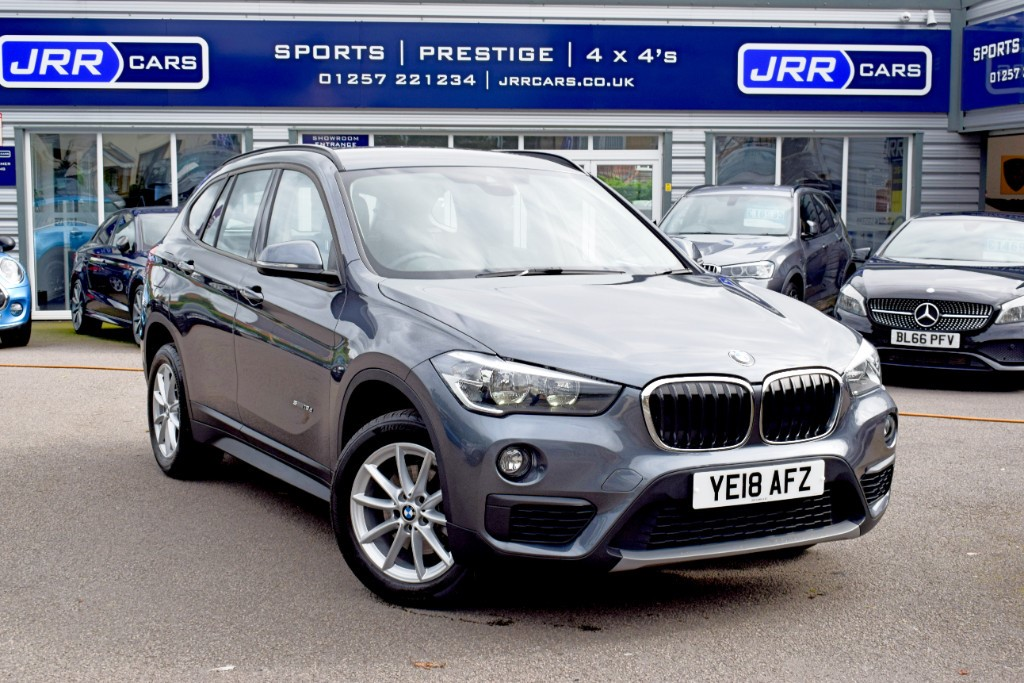 used BMW X1 SDRIVE18D SE USED in chorley-lancashire
