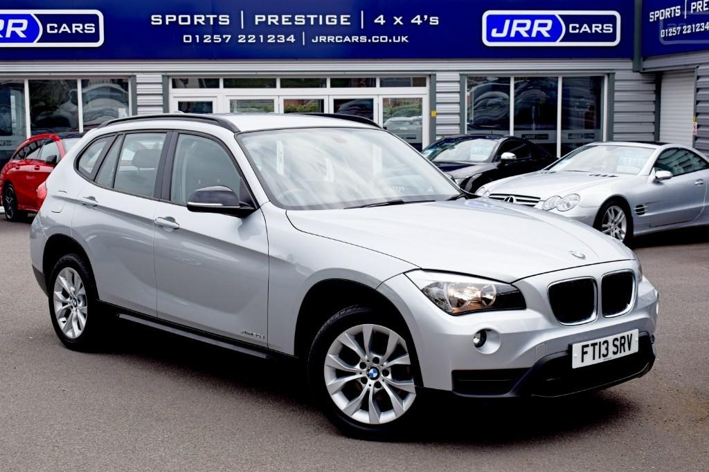used BMW X1 XDRIVE20D SPORT in preston-lancashire